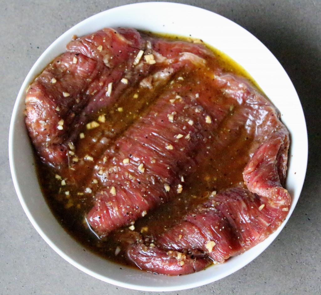 The Best Flank Steak Marinade – The Defined Dish