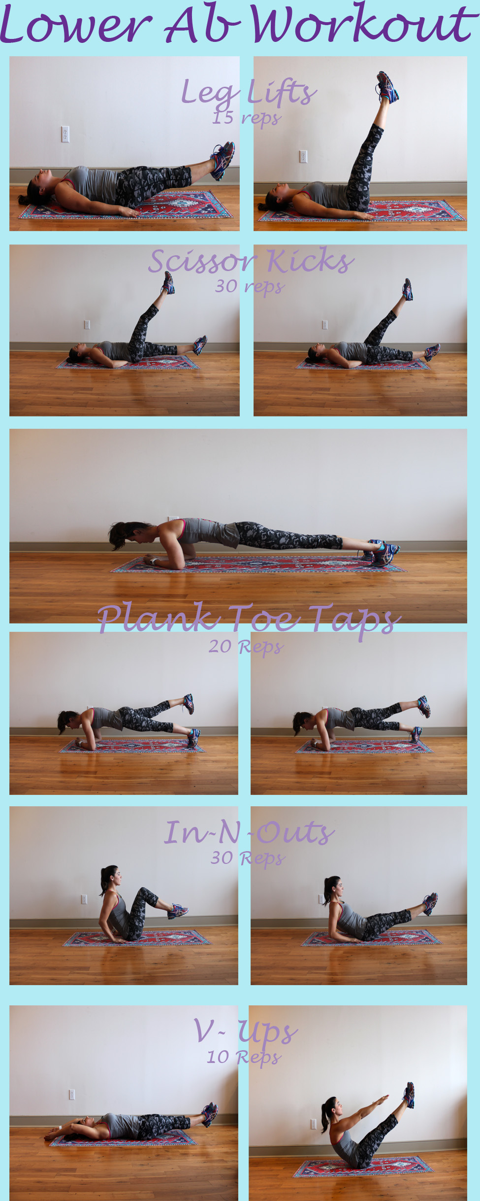Free Lower Ab Workout Videos How To Tell If You Have Low