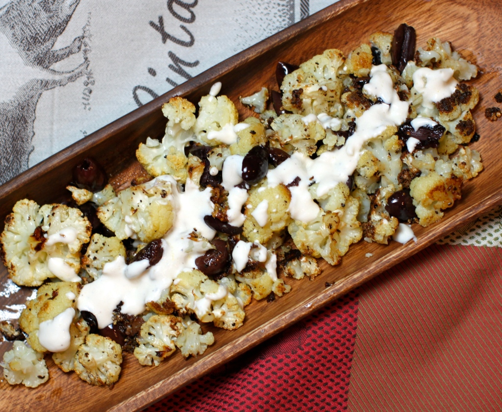 Roasted Cauliflower & Kalamata Olives Recipes — Dishmaps