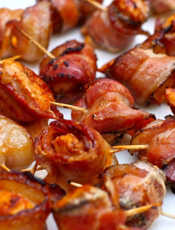 BBQ Chicken Bites
