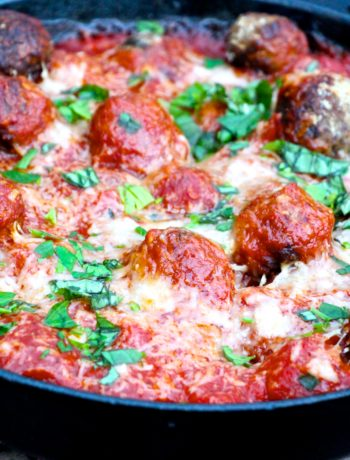 Gameday Mini Meatballs