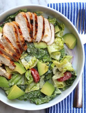 Whole 30 Caesar Salad Dressing