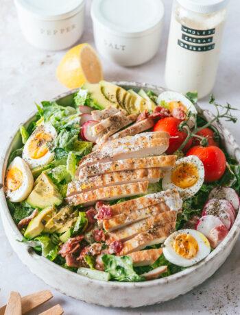 Whole30 Caesar Salad Dressing