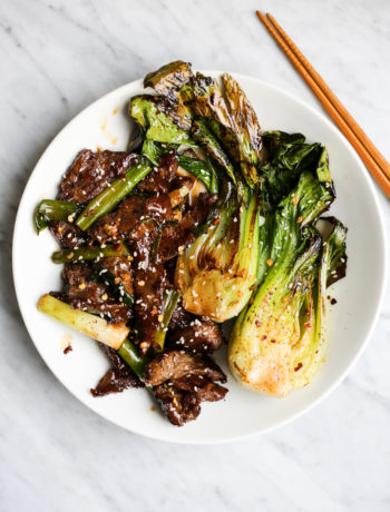 Whole30 Mongolian Beef Stir Fry