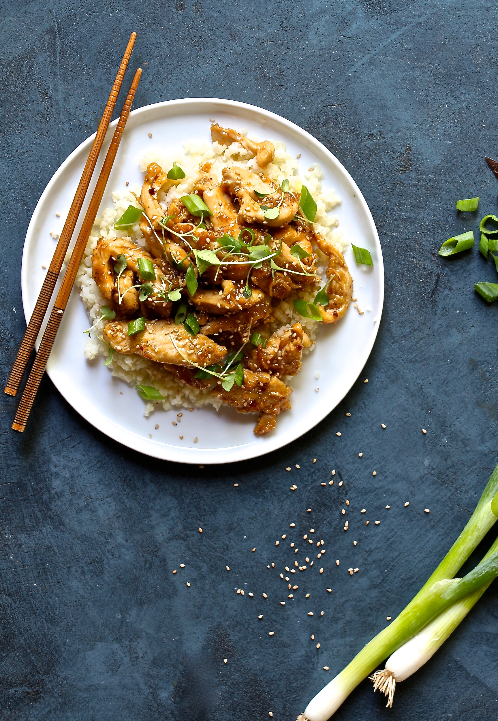 Paleo chinese sesame chicken the defined dish a classic chinese take out classic is sesame chicken traditionally this dish consists of crispy chunks of deep fried battered chicken in a sweet sour forumfinder Gallery