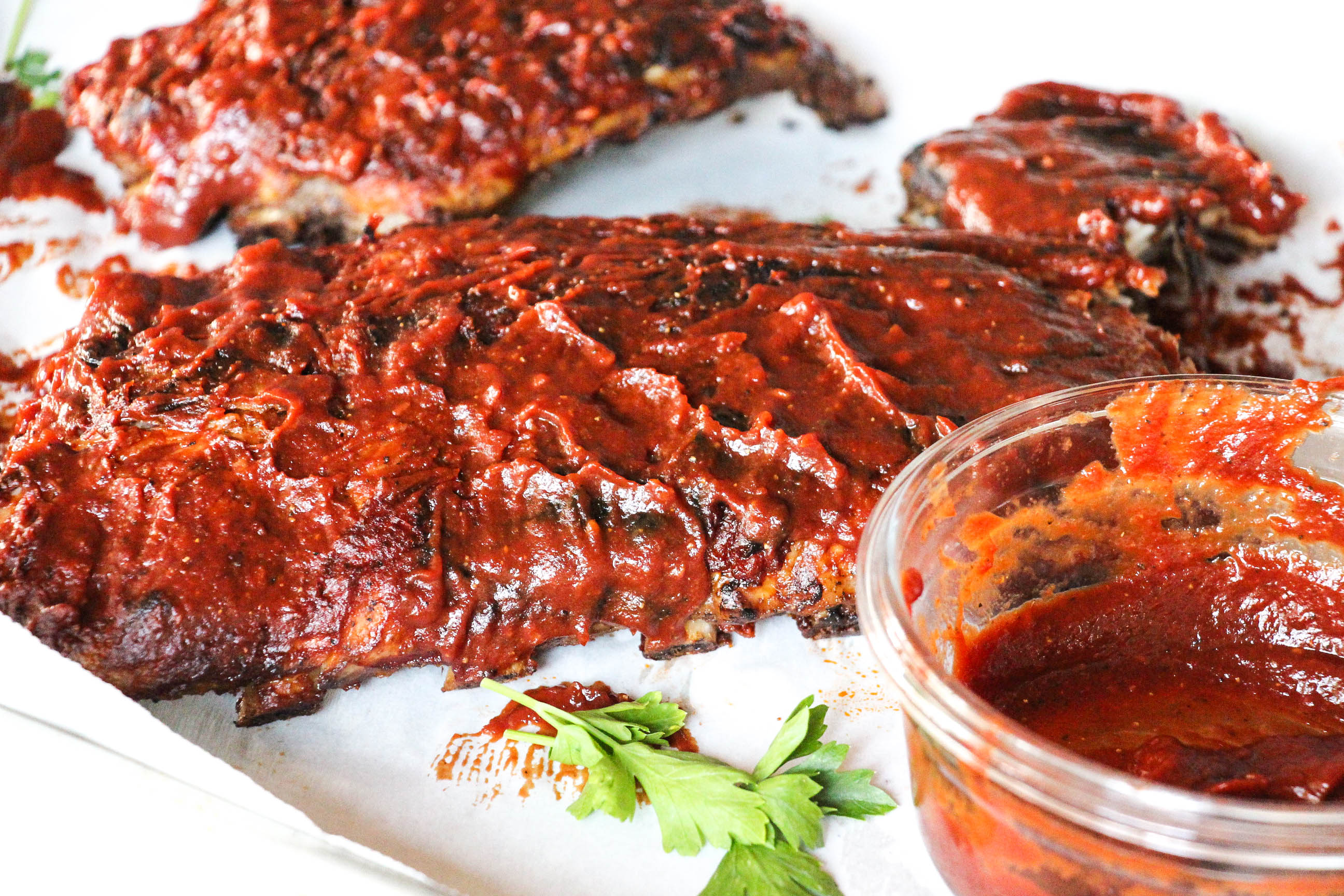 how to cook back ribs on the bbq