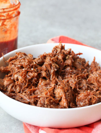 Instant Pot Whole30 BBQ Pulled Pork