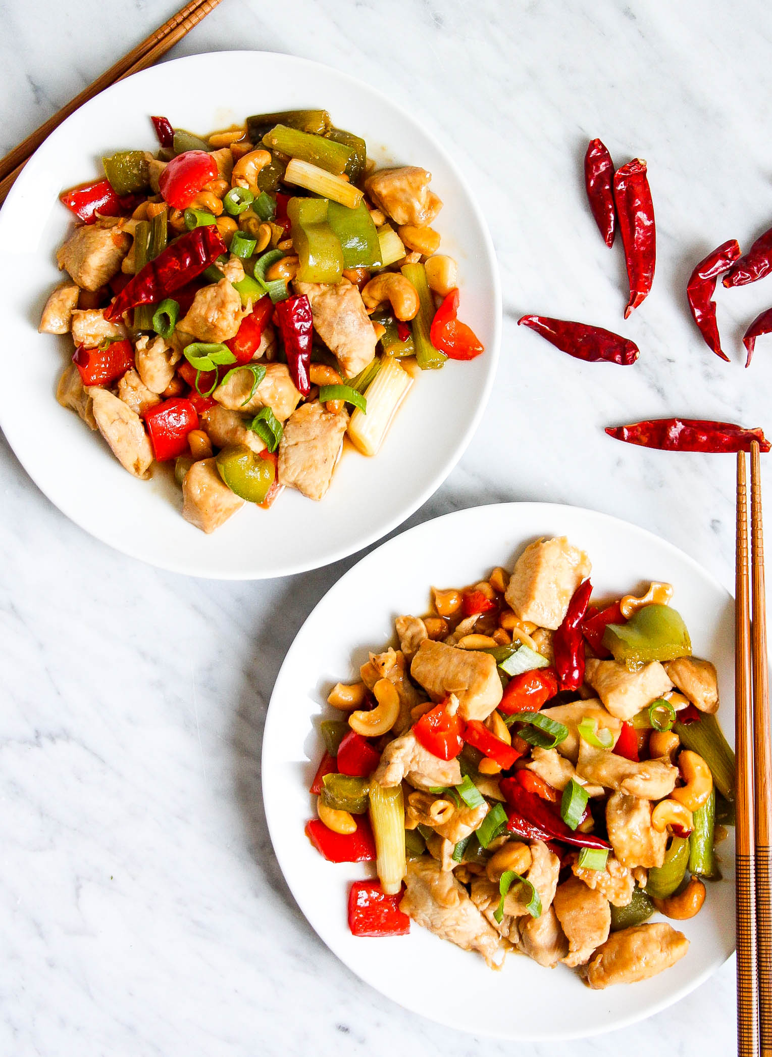 Whole30 Kung-Pao Chicken