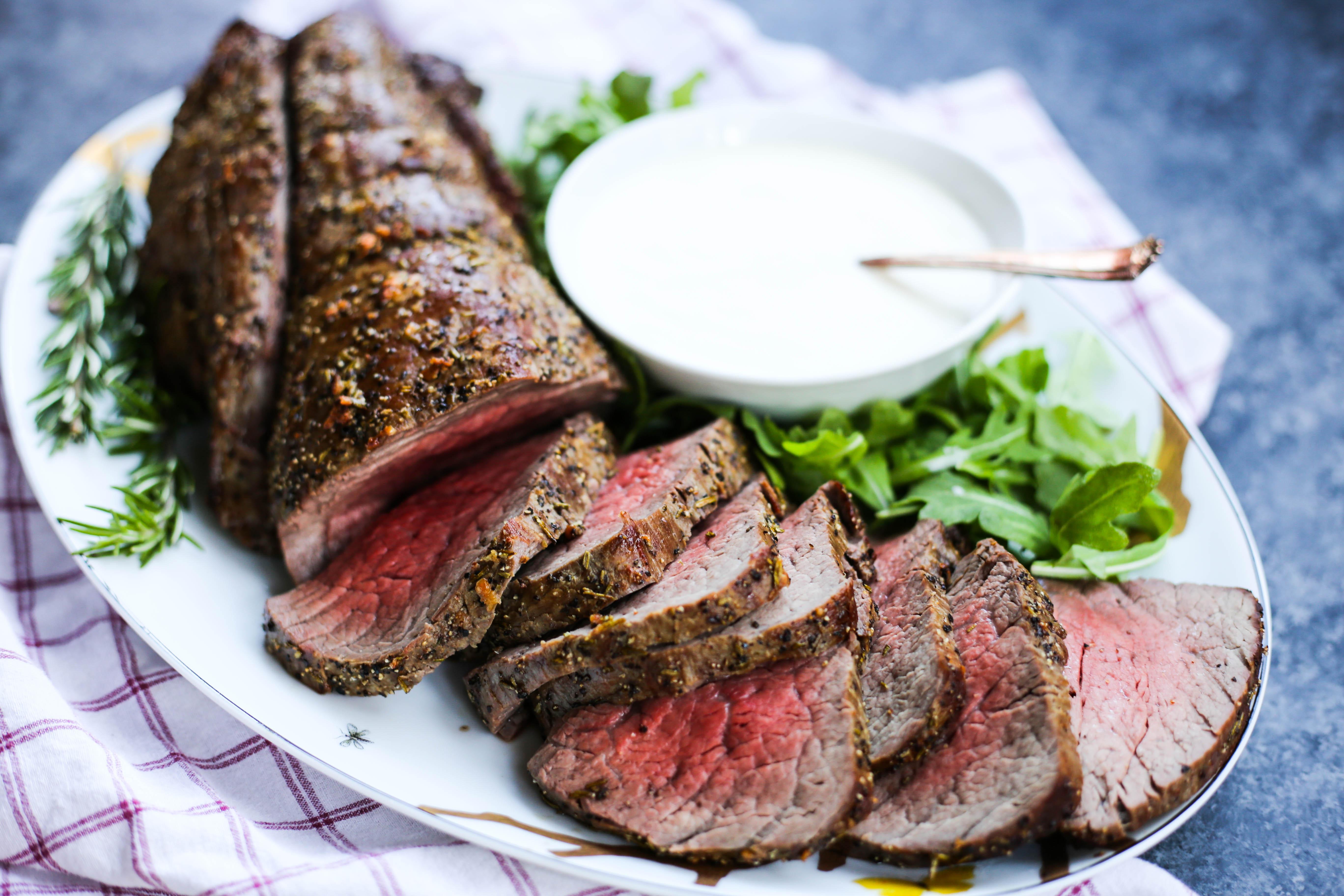 How to oven roast beef tenderloin