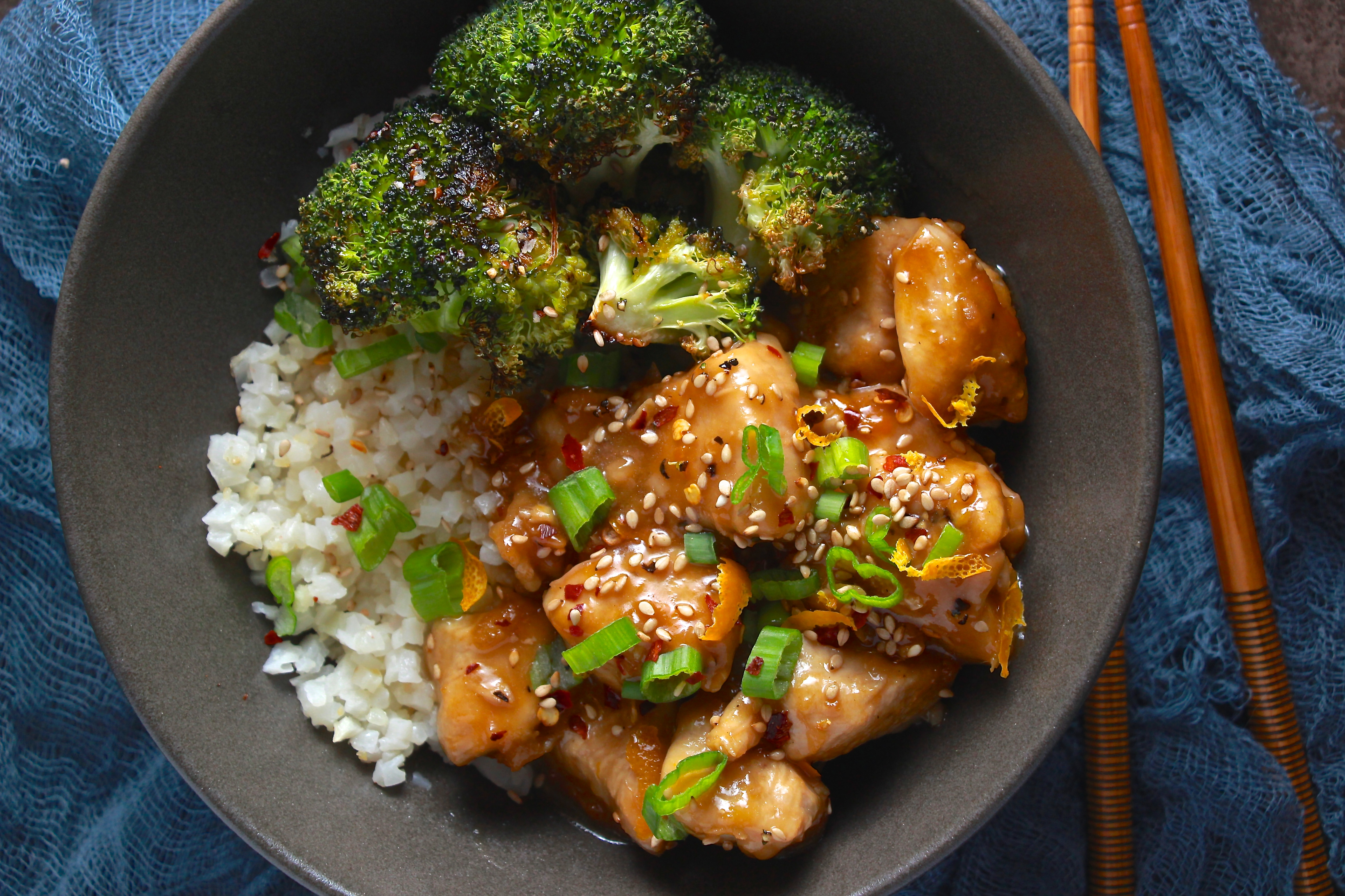 Whole30 chinese orange chicken the defined dish whole30 chinese orange chicken forumfinder Choice Image