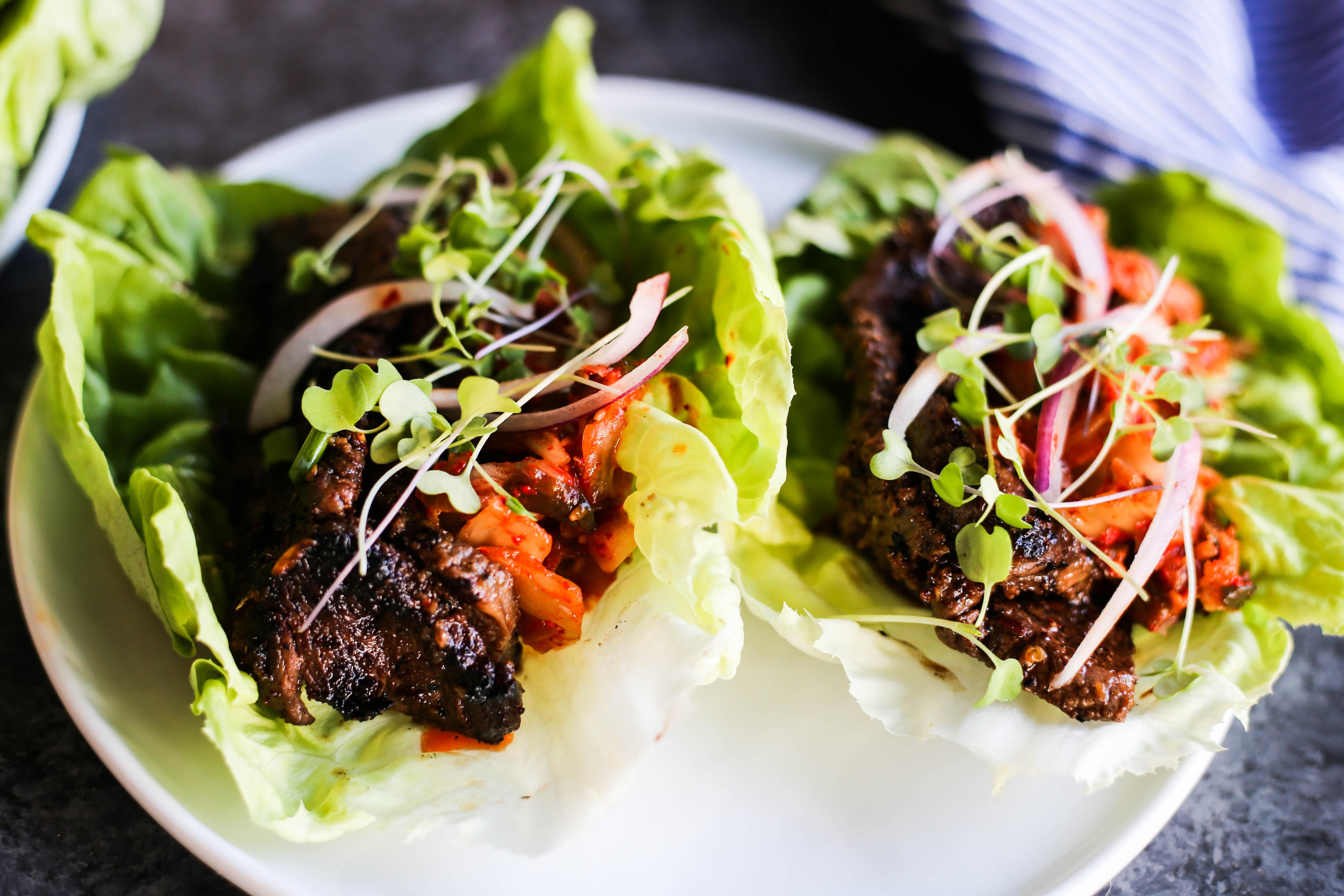 Whole30 Beef Bulgogi The Defined Dish Recipes