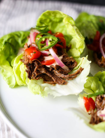 Instant Pot Whole30 Barbacoa Beef