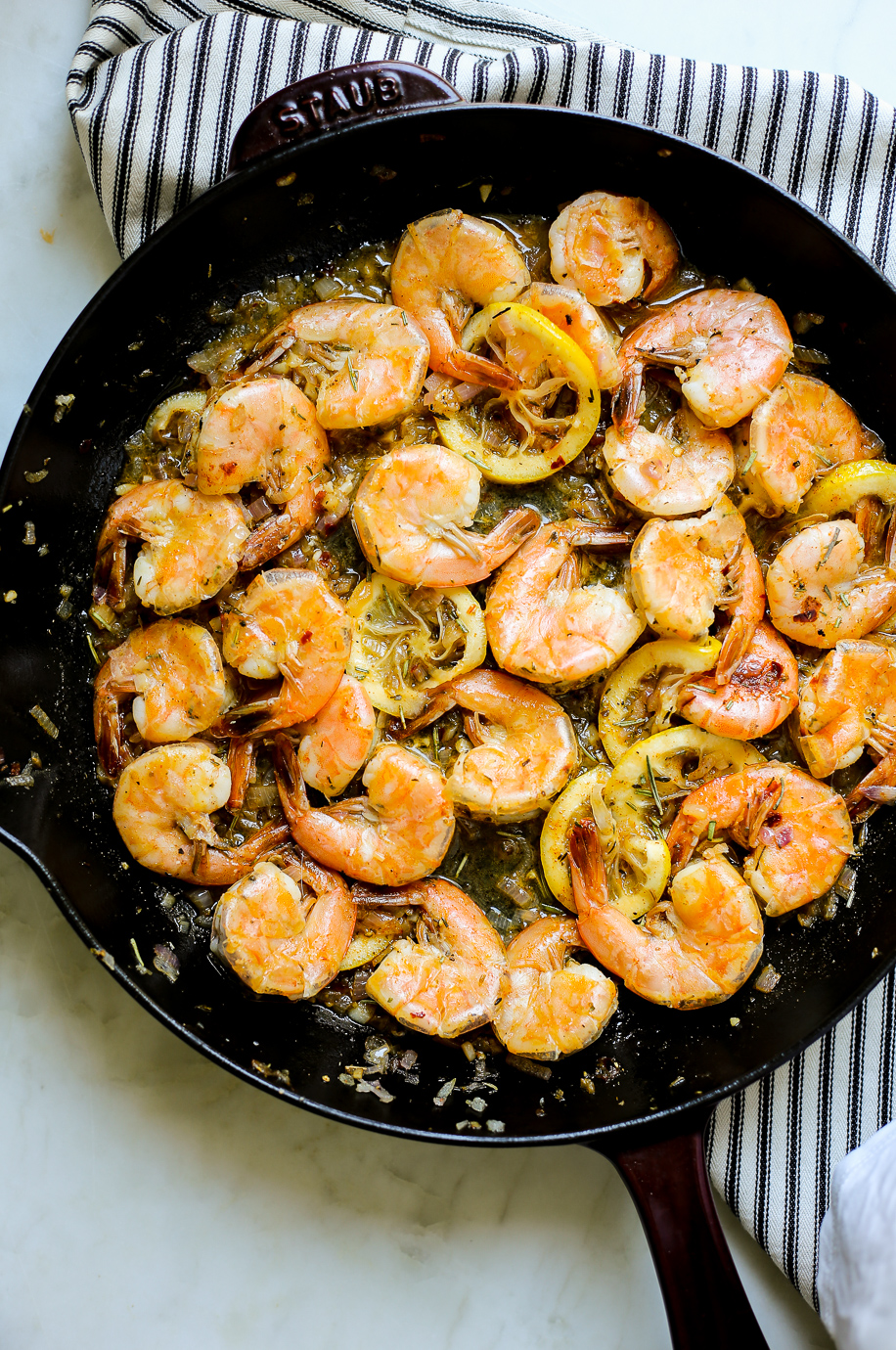 New Orleans-Style Barbecued Shrimp