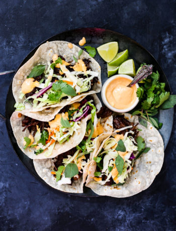 Five-Spice Short Rib Tacos