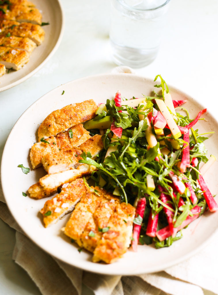 Grain-Free Chicken Milanese