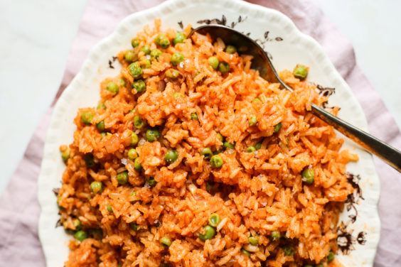 martha's mexican rice