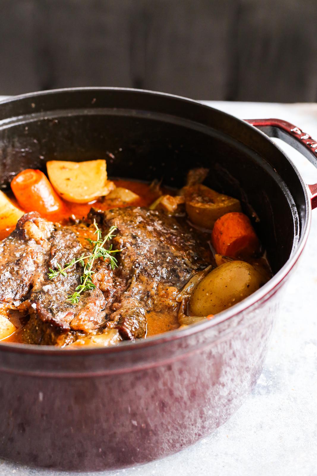 Whole30 Pot Roast