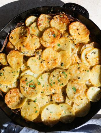 Whole30 Scalloped Potatoes