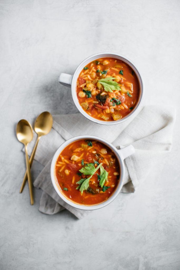 mimi's minestra del sedano