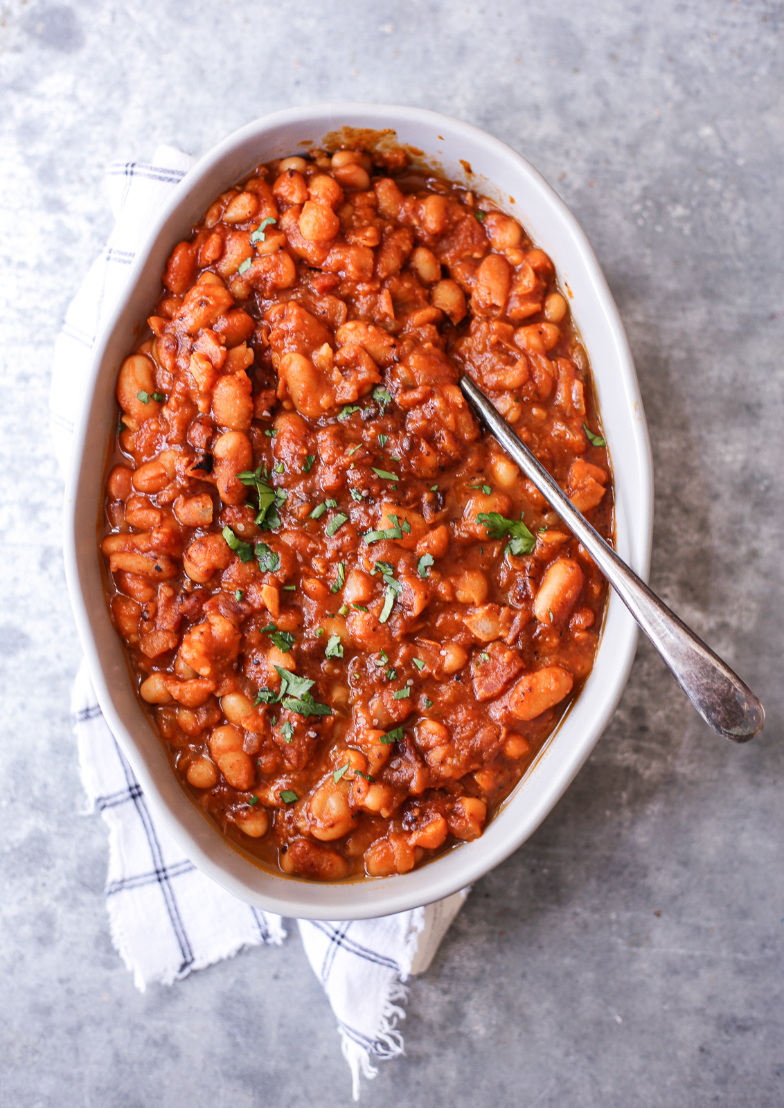 Instant Pot Healthy Baked Beans The Defined Dish Recipes