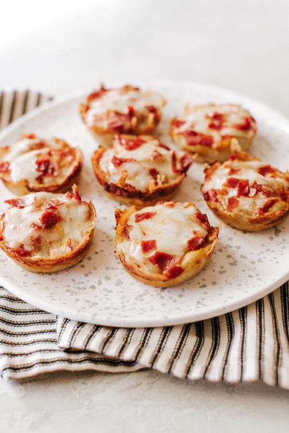 grain-free pizza bites