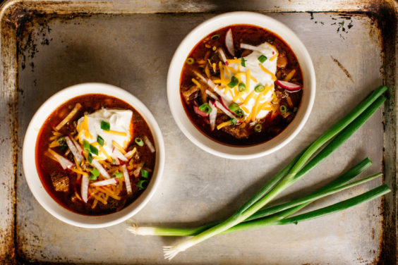 texas brisket chili