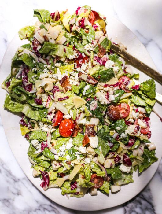 Steakhouse Chopped Salad